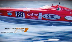 P1 Powerboat World championship